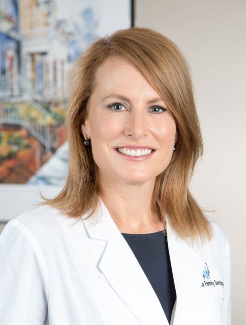 Allison S. Purcell, DDS, Orthodontist at Virginia Family Dentistry Mechanicsville and Virginia Family Dentistry Ironbridge