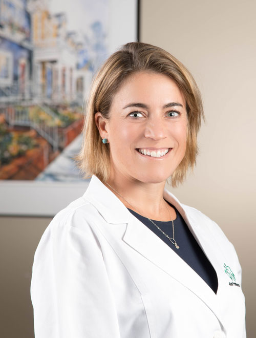 Paige T. Holbert, DDS, MS, Endodontist at Virginia Family Dentistry Midlothian