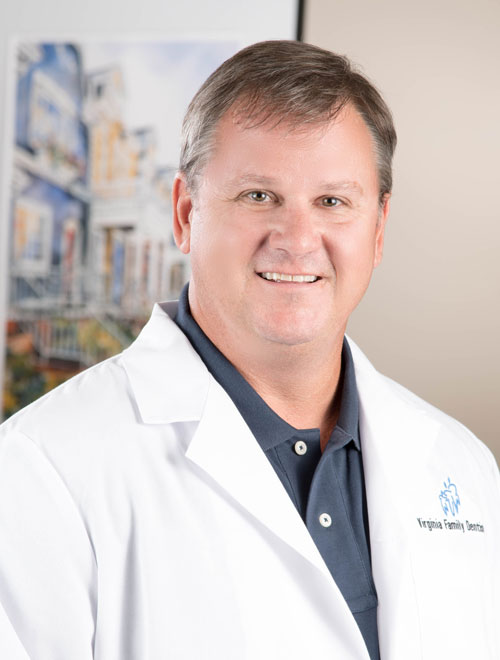 Mark Bond, DDS, General Dentist at Virginia Family Dentistry Mechanicsville