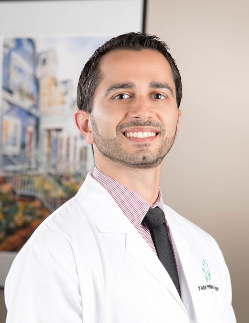 Misha Ghazarian, DDS, DICOI, General Dentist at Virginia Family Dentistry Huguenot Bon Air