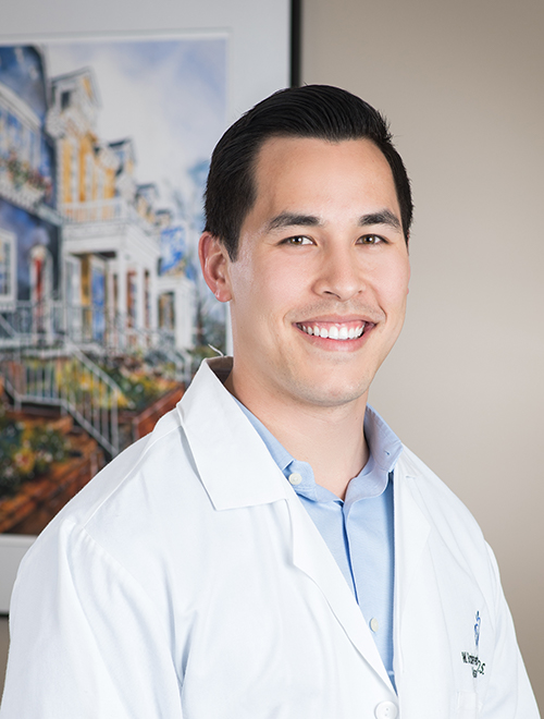 Brandon Wong, DMD, General Dentist at Virginia Family Dentistry Atlee and Mechanicsville