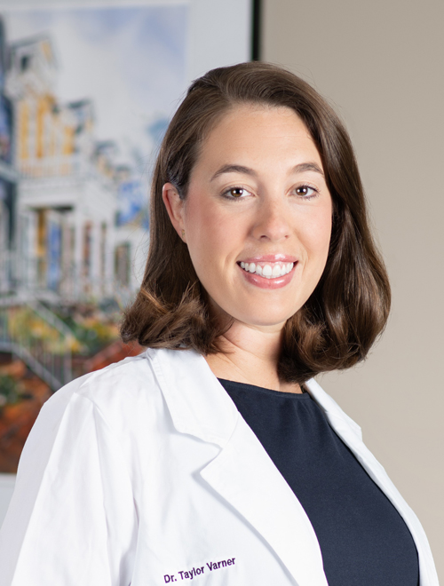 Taylor Varner, DDS, MS, Orthodontist at Virginia Family Dentistry Midlothian and Virginia Family Dentistry Brandermill