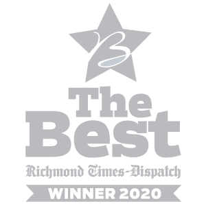 Voted the Best Dental and the Best Orthodontic Practice in Richmond, VA by readers of the Richmond Times Dispatch