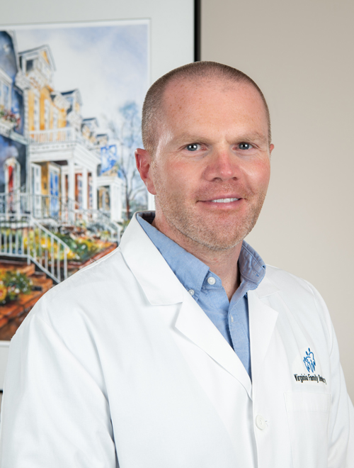Andrew Estill, DDS, General Dentist at Virginia Family Dentistry Brandermill