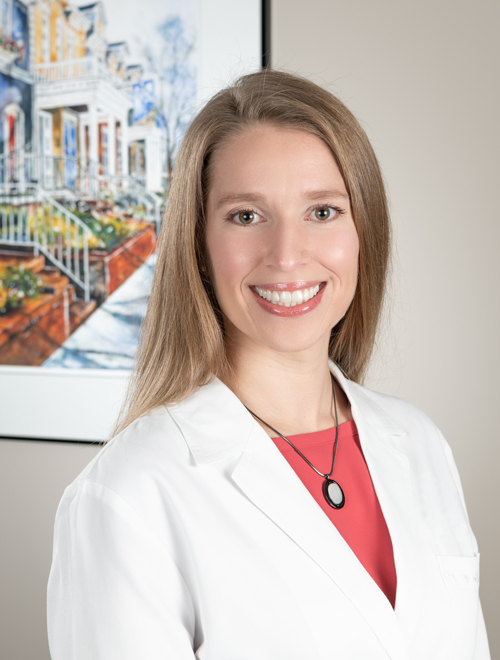 Danielle McCormack, DDS, MSD, Periodontist at Virginia Family Dentistry Chester