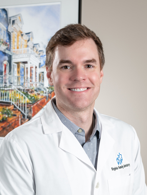 S. Tyler Perkinson, DDS, General Dentist at Virginia Family Dentistry Patterson